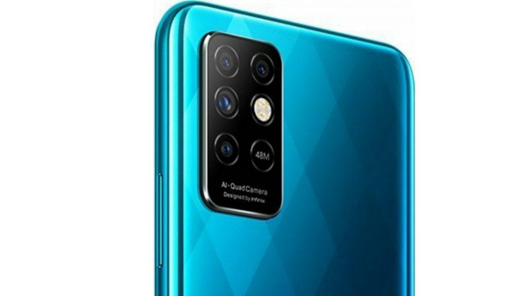 Infinix Note 8i Camera