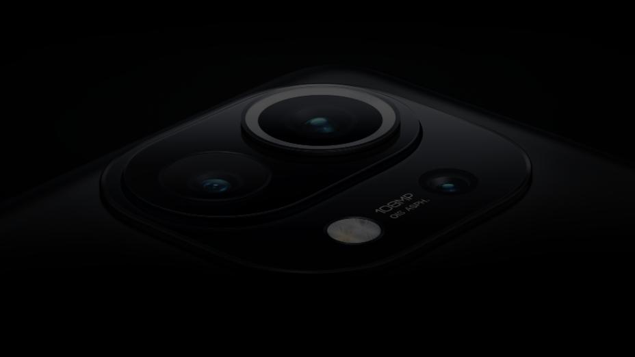 Xiaomi Mi 11 Camera.