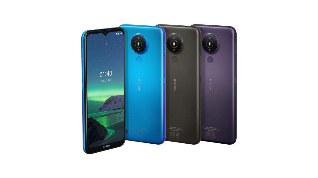 Nokia 1.4 Design and Built Quality