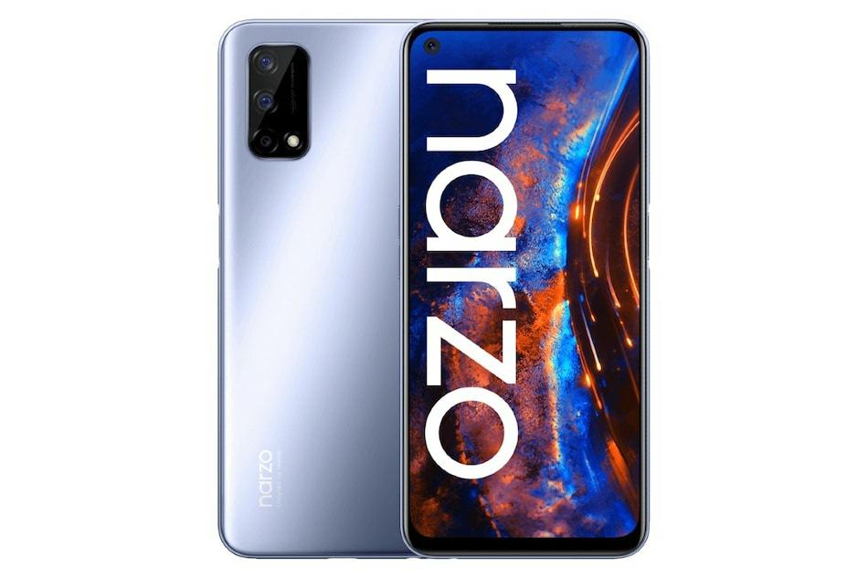 Realme Narzo 30 Pro 5G Design