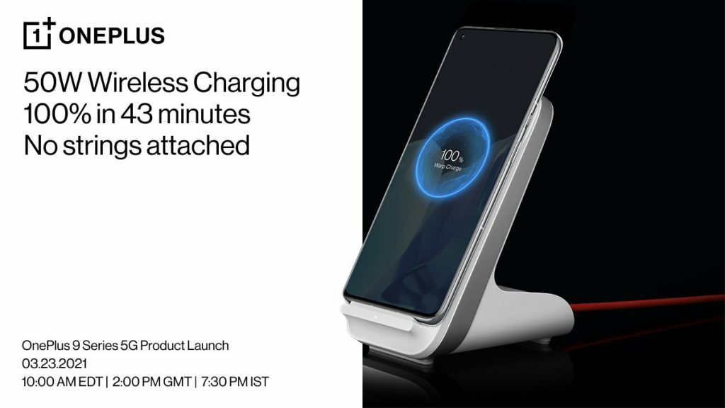 Oneplus 9 Pro wireless charging and wired charging (1)