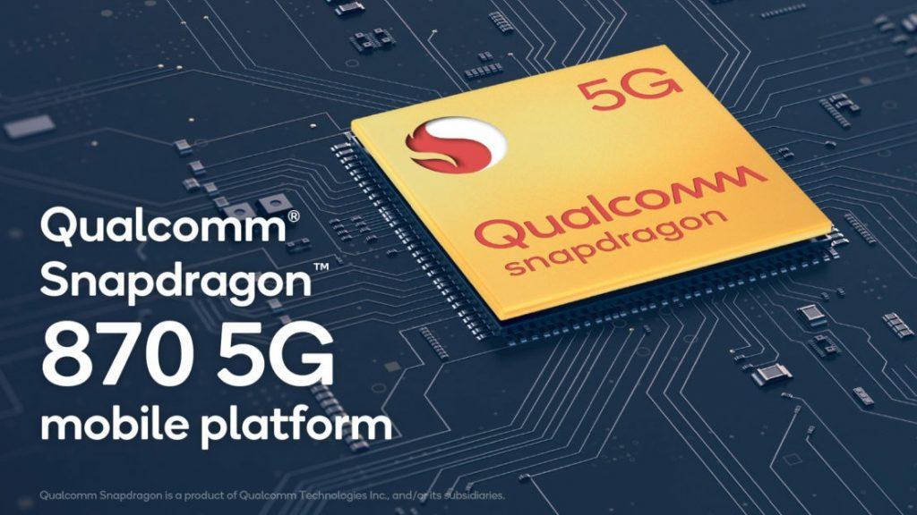 POCO F3 Processor Snapdragon 870 5G