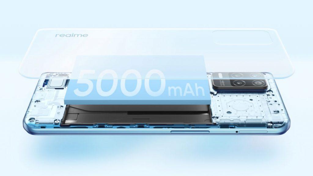 Realme V13 5G Battery
