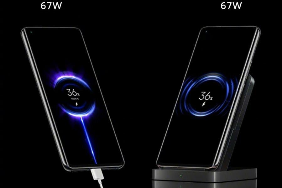 Xiaomi Mi 11 Pro Charging