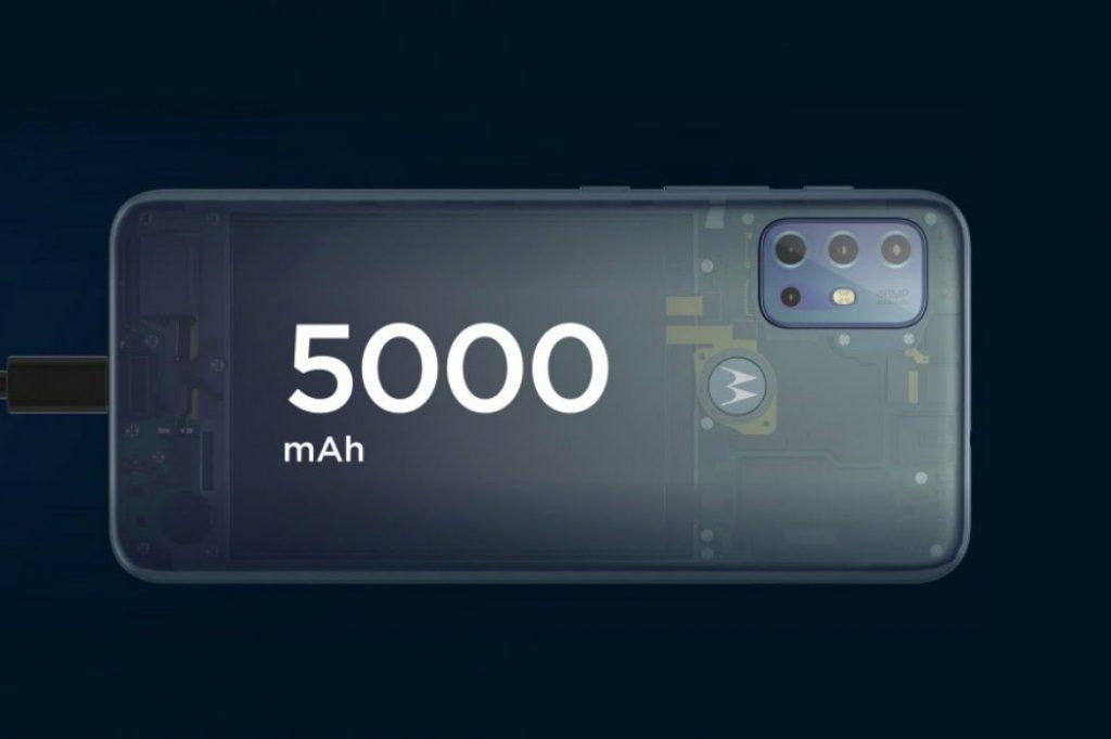 Motorola Moto G20 Battery