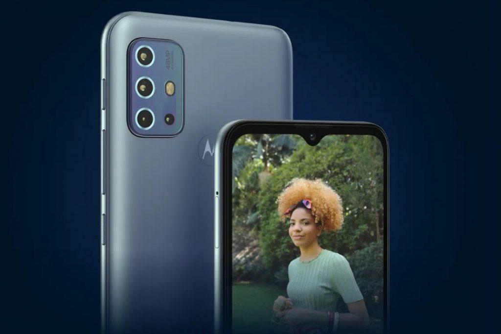 Motorola Moto G20 Camera