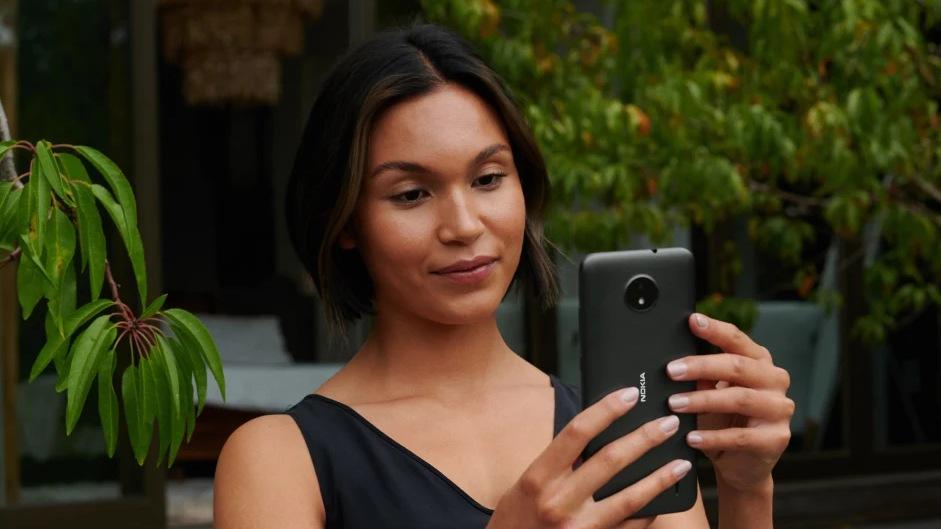 Nokia C20, C10 Camera