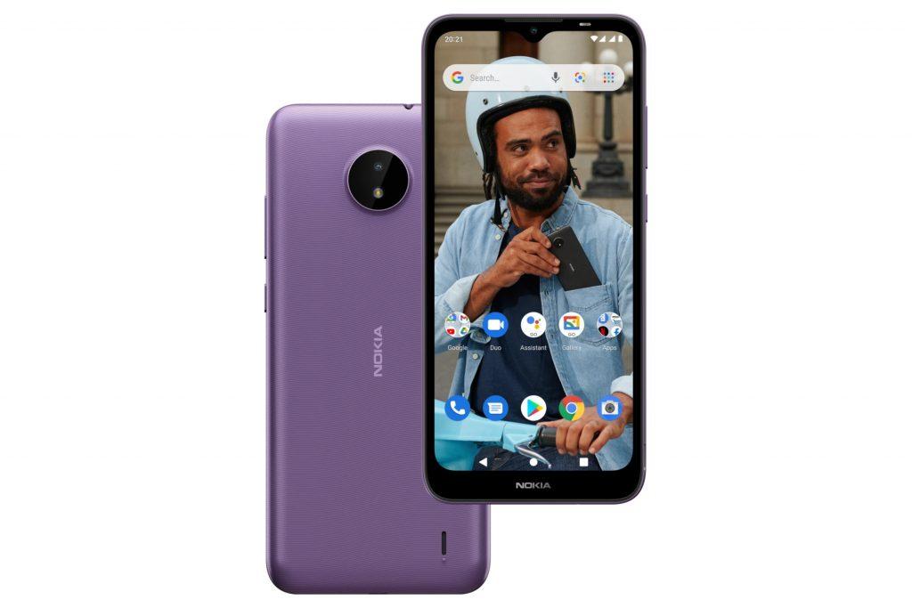 Nokia C20, C10 Display and Design