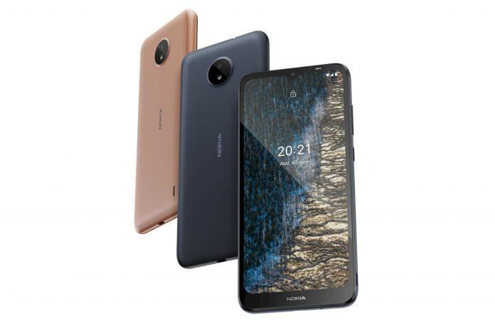Nokia C20, C10 Price in Nepal