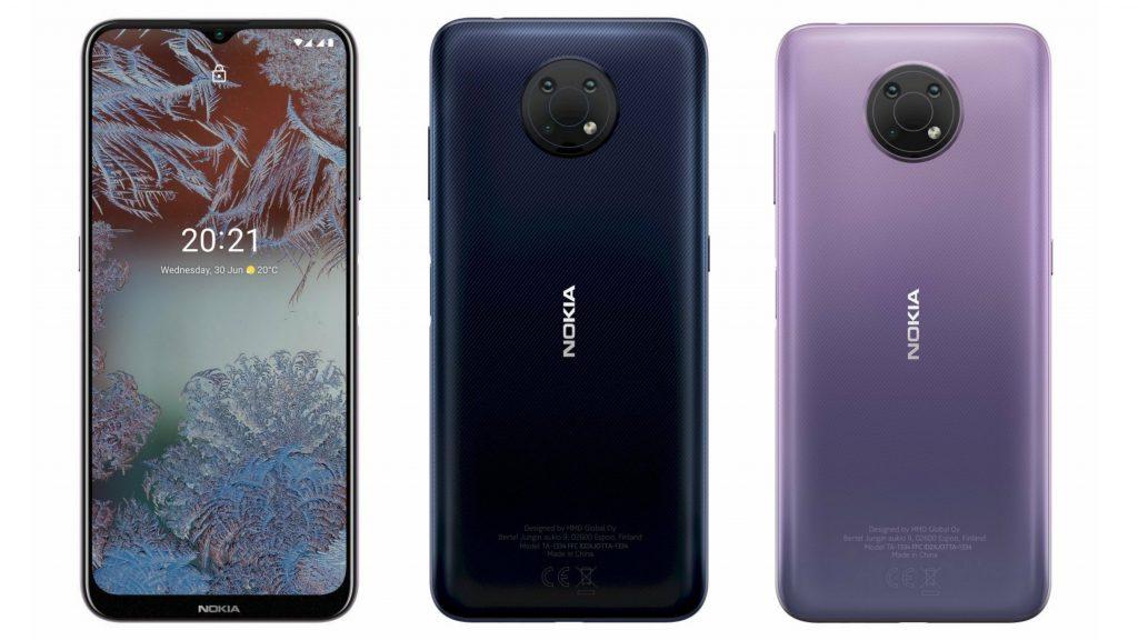 Nokia G10 Display and Design