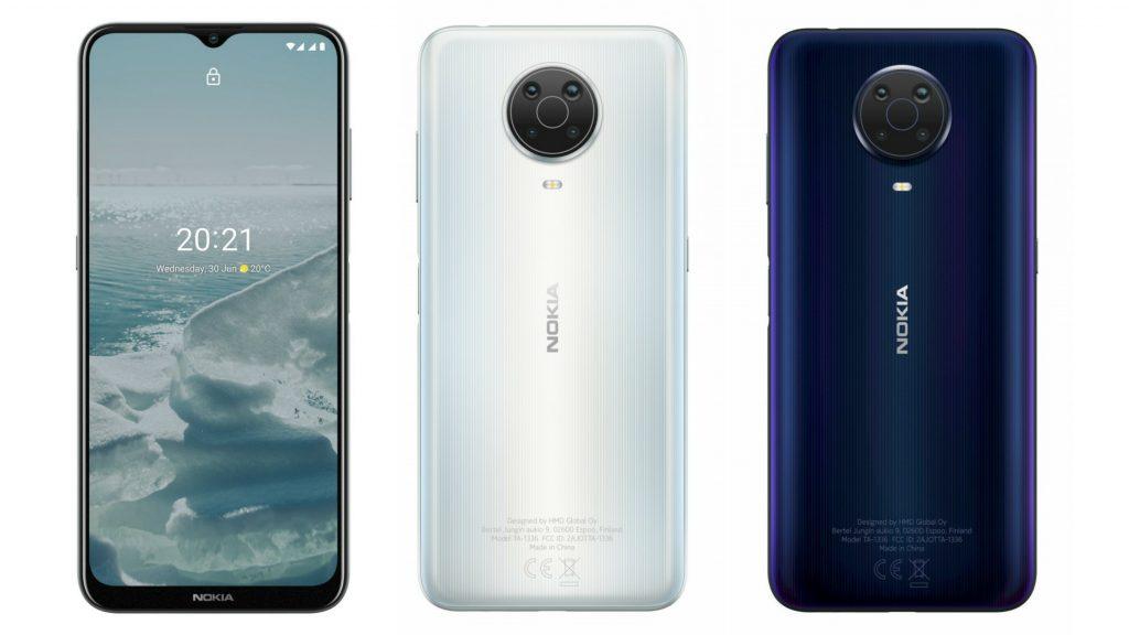 Nokia G20 Display and Design