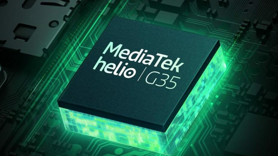 Nokia G20 Processor