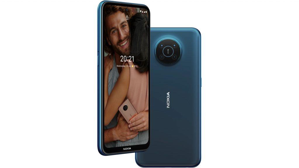 Nokia X20 Display and Design