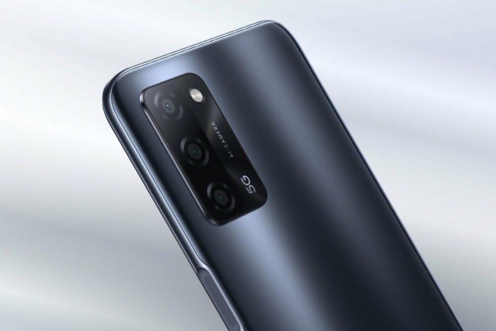 Oppo A53s 5G Camera