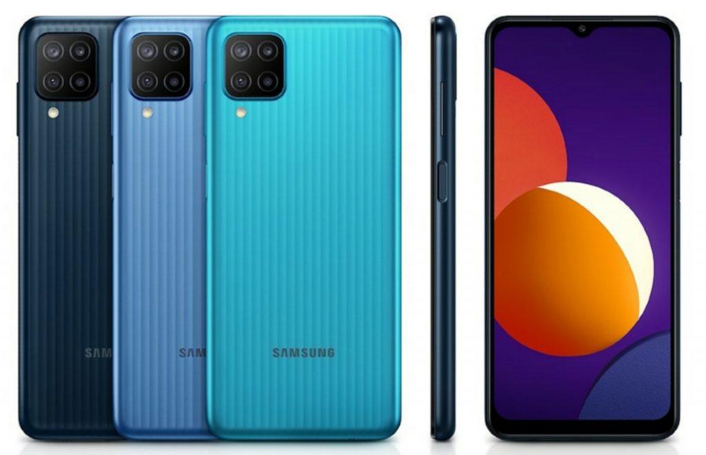 Samsung Galaxy F12 Display and Design