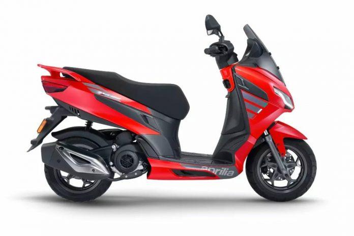 Aprilia SXR 125 Price in Nepal