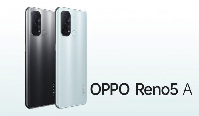 Oppo Reno5 A Price in Nepal