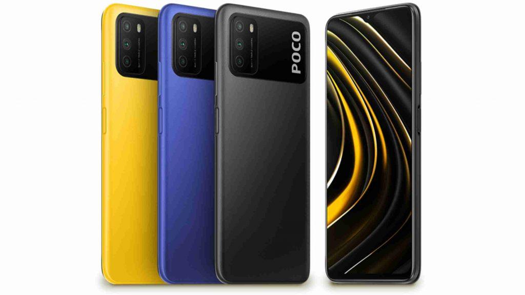 POCO M3 Design and Display