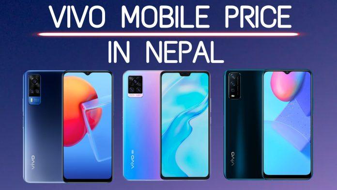 Vivo Mobile Phones Price in Nepal