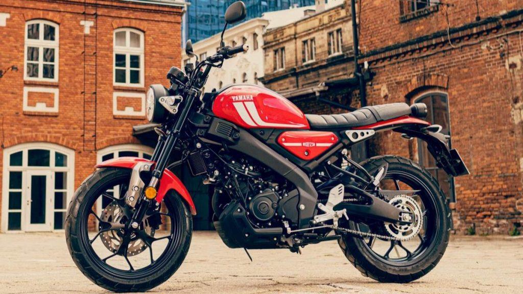 Yamaha XSR 125 Design and Look