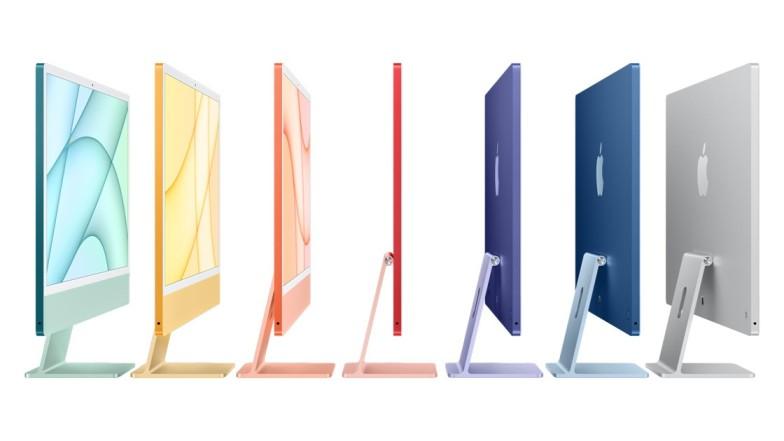 Apple M1 iMac 24 (2021) Color Options
