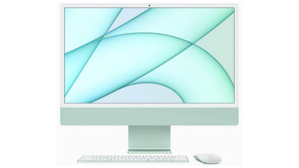 Apple M1 iMac 24 (2021) Display