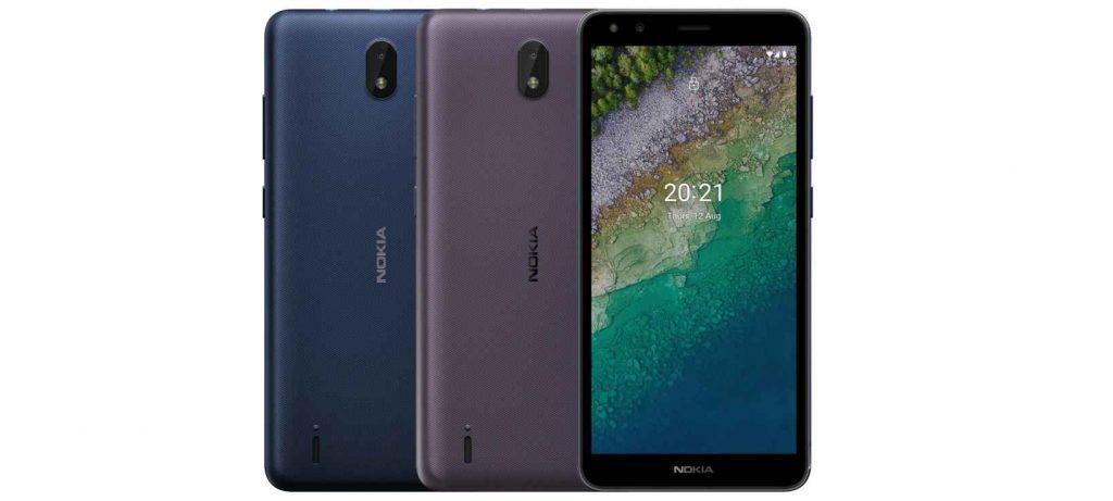 Nokia C01 Plus Design and Display