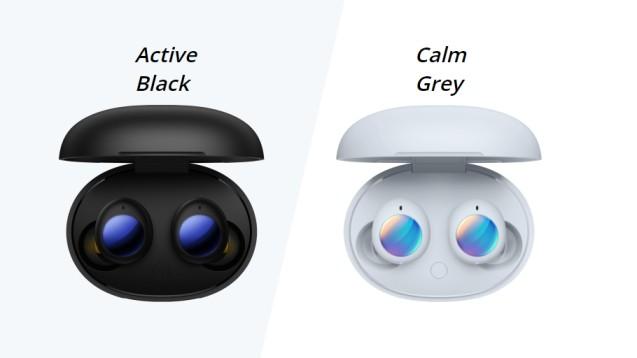 Realme Buds Air 2 Neo Color Options