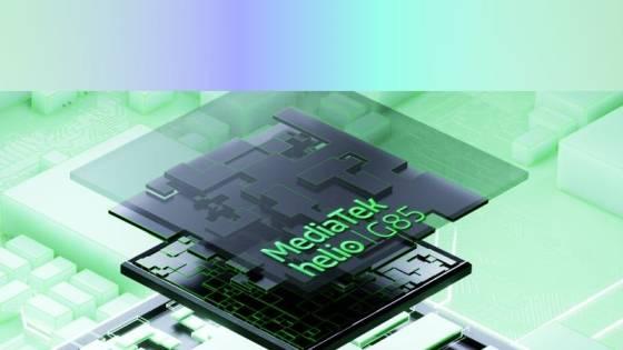 Realme C25s Processor