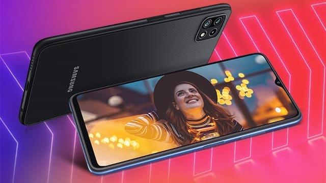 Samsung Galaxy F42 5G Design and Display