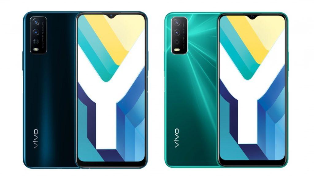 Vivo Y12A Design and Display