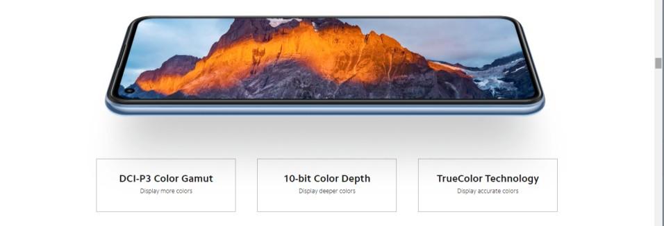 Xiaomi Mi 11 Lite Display