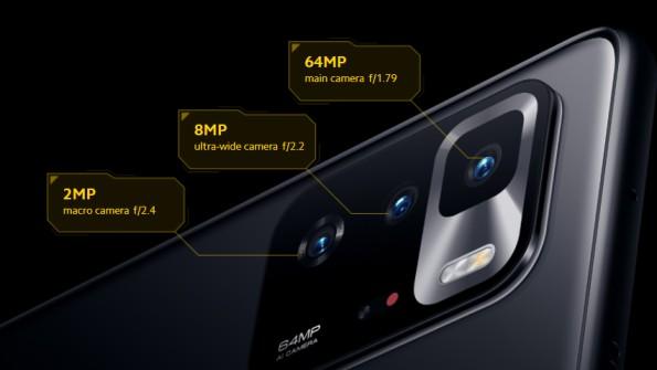Poco X3 GT Camera Setup