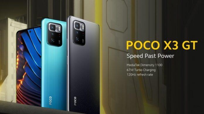 Poco X3 GT Price in Nepal