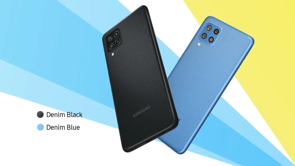 Samsung Galaxy F22 Color Options