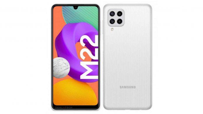 Samsung Galaxy M22 Price Nepal