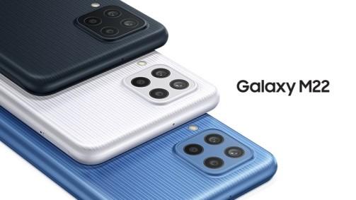 Samsung Galaxy M22 Price in Nepal