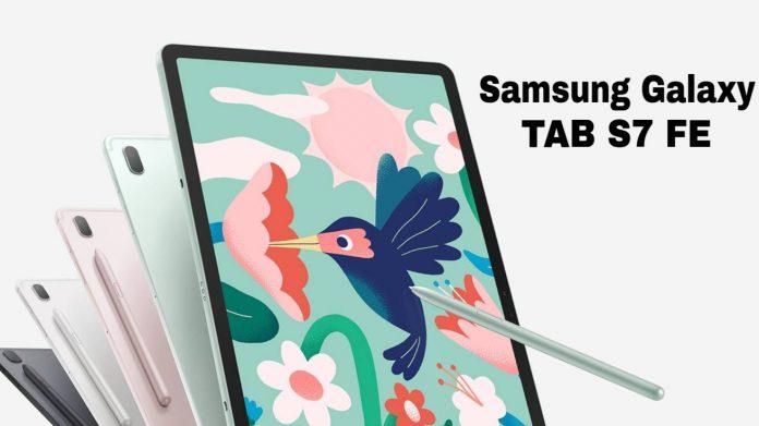 Samsung Galaxy Tab S7 FE Price in Nepal