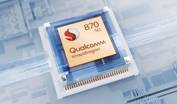 ZTE Axon 30 5G Processor