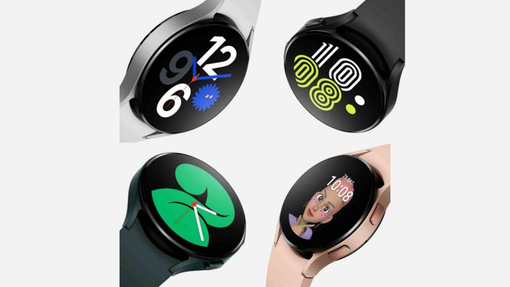 Samsung Galaxy Watch 4 Color Options