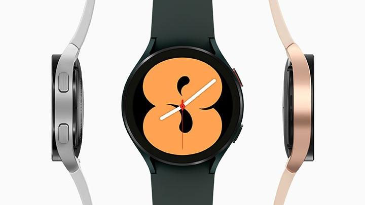 Samsung Galaxy Watch 4 Design and Display