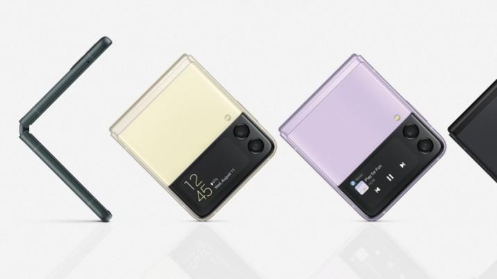 Samsung Galaxy Z Flip 3 Design