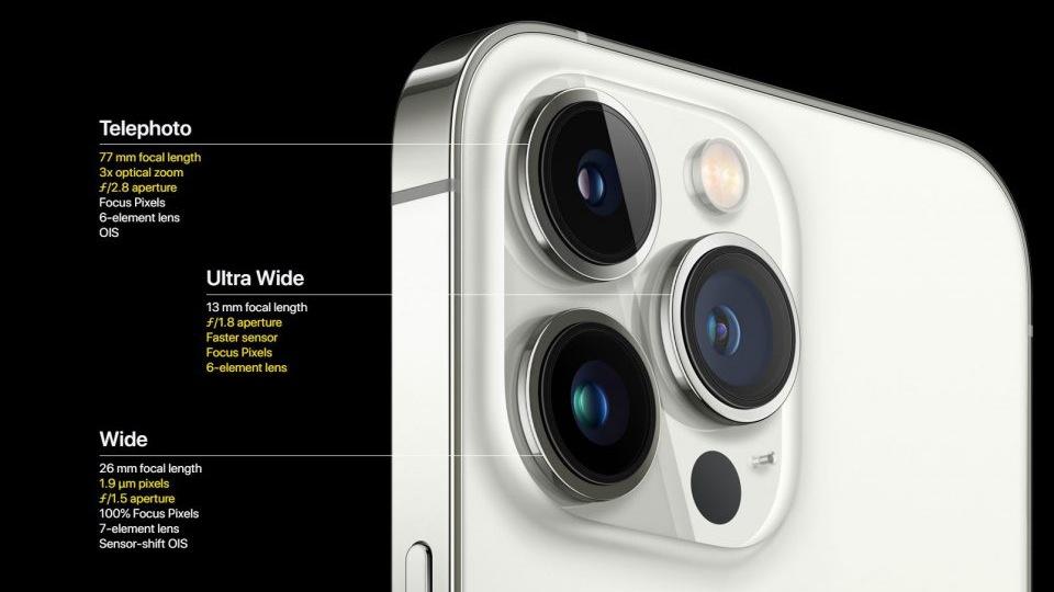 Apple iPhone 13 Pro Camera Setup