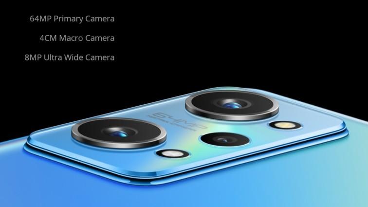 Realme GT Neo 2 Camera Setup