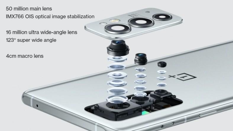 OnePlus 9RT Camera Setup